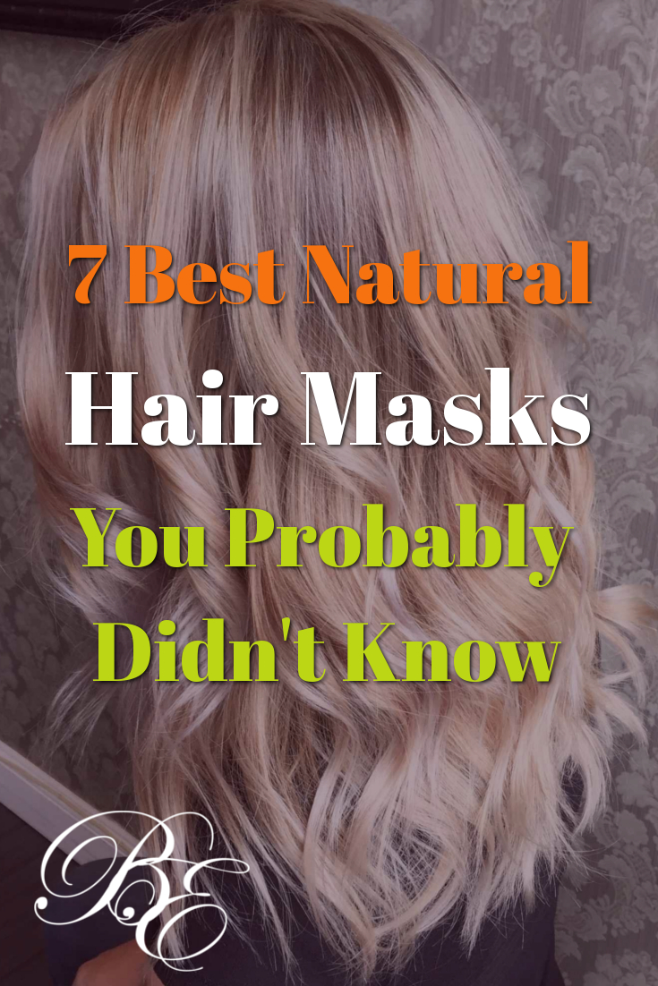 7 Best Natural Hair Masks Bernard Evans