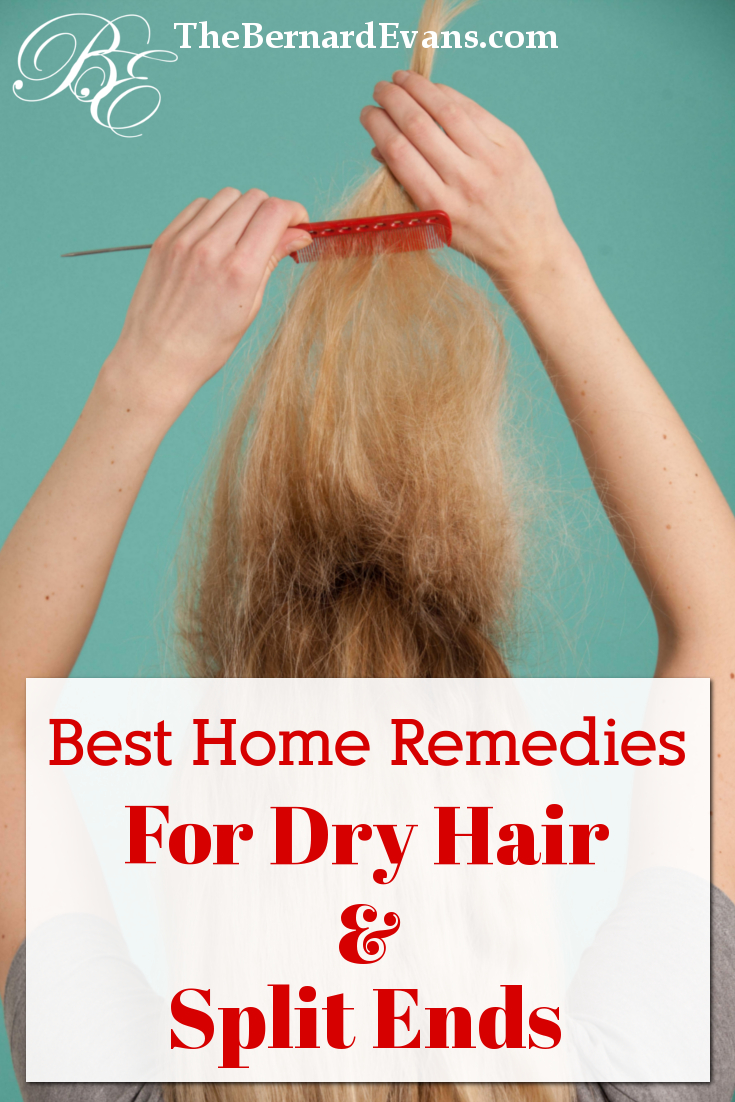 Best Home Remedies for Dry Hair and Split Ends Bernard Evans